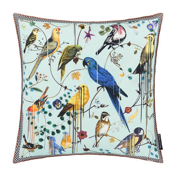 Birds Sinfonia Crepuscule Cushion - 50x50cm