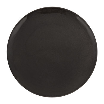Nordic Coal Dinner Plate - Stoneware - Charcoal