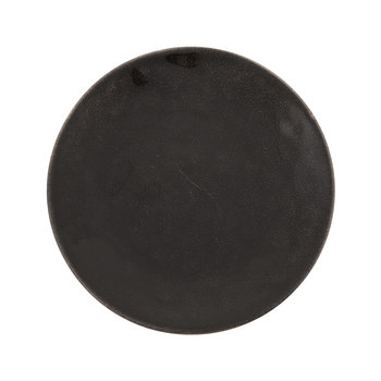 Nordic Coal Side Plate - Stoneware - Charcoal