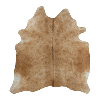Natural Cowhide Rug - Light