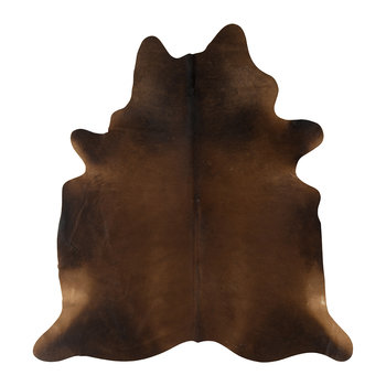 Natural Cowhide Rug - Medium