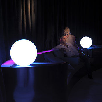 Bubble Lamp - White