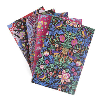 Mini Notebook Compendium - Set of 5