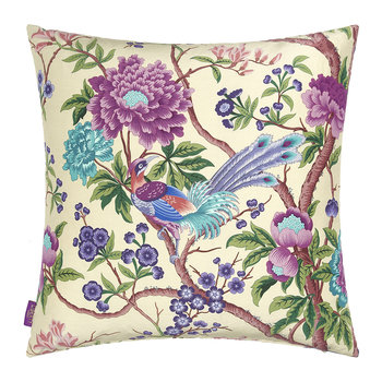 Elysian Paradise Cushion - Cream