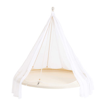 TiiPii Hammock Bed - Natural White