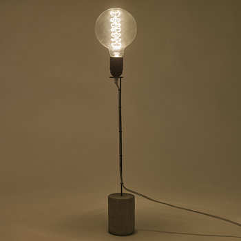 Light Foot Concrete Lamp