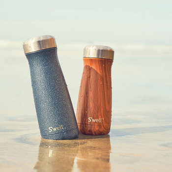 Traveller Bottle - Teakwood - 0.45L