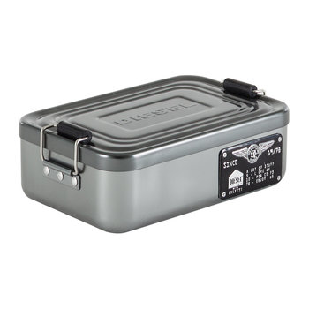 Aluminium Bento Box with Lid