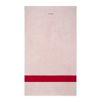 Cruise Beach Towel - Pink
