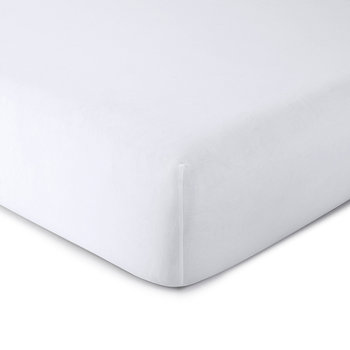 Harrison Fitted Sheet - White
