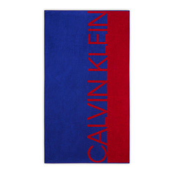 Iconic Beach Towel - Blue