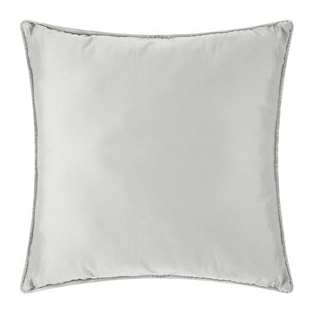 Cadence Bed Cushion - Silver - 55x55cm