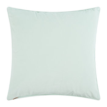 Highgrove Bed Cushion - Mint - 45x45cm