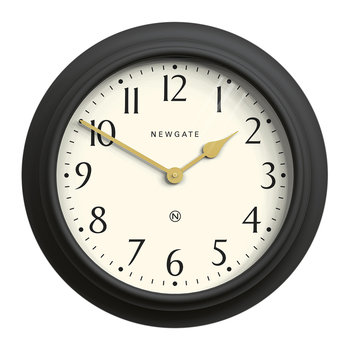 Westhampton Wall Clock - Gravity Gray