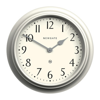 Westhampton Wall Clock - Linen Gray