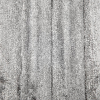 Iliana Lined Eyelet Curtains - Silver