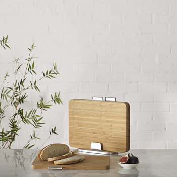 Index Chopping Boards - Bamboo