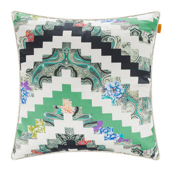 Dwarf Cushion - 60x60cm - Green