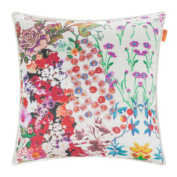 Fairy Multicoloured Cushion - 45x45cm - Design 3
