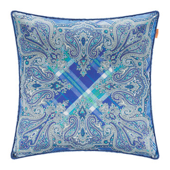 Lima Cushion - 60x60cm - Blue