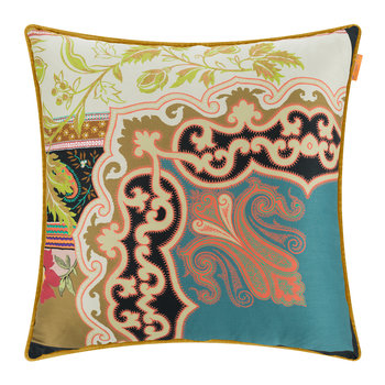 Pixie Multicoloured Cushion - 45x45cm - Design 2