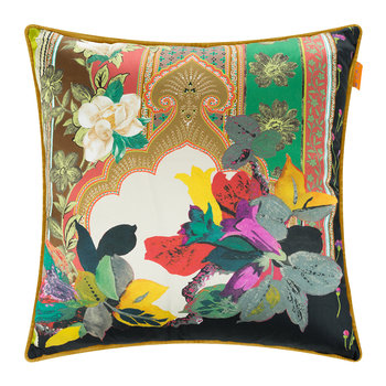 Pixie Multicoloured Cushion - 45x45cm - Design 3