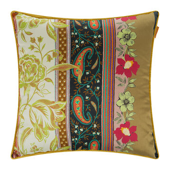Pixie Multicoloured Cushion - 45x45cm - Design 4