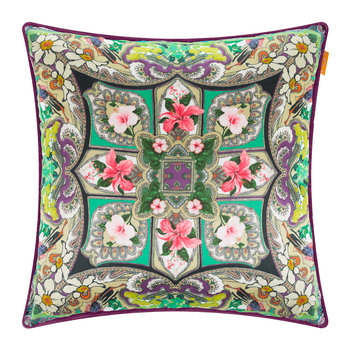 Waterlily Cushion - 42x42cm - Design 2