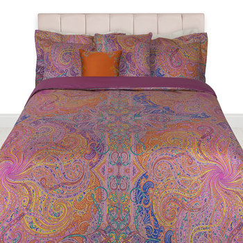 Holloway Bed Set - Super King - Multicoloured