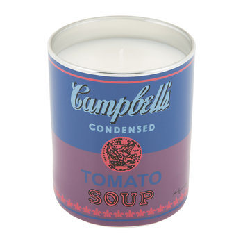 Andy Warhol Scented Candle - Campbell's Soup - Fig & Tree