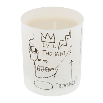 Jean-Michel Basquiat Scented Candle - Revenge - Lily of the Valley