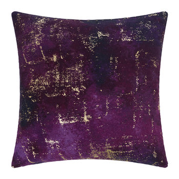 Sponged Velvet Pillow - 45x45cm