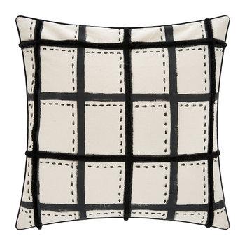 Grid Pillow - 50x50cm