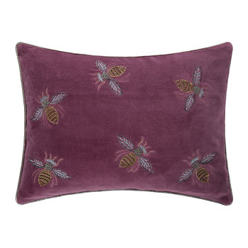 Flying Bees Pillow - 30x40cm