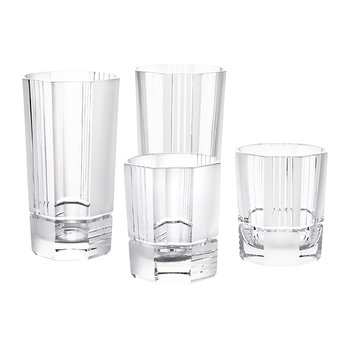 Verres highball cristal Mercer - lot de 2