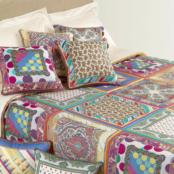 Maddalena Quilted Bedspread