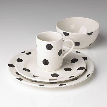 Deco Dot Soup/Cereal Bowl