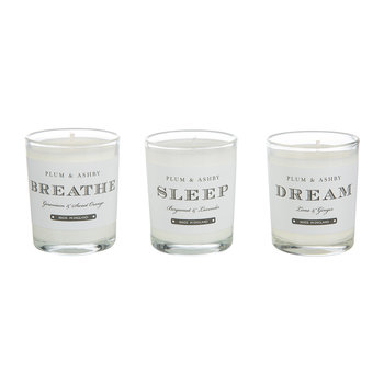 Relax Votive Candle Gift Set