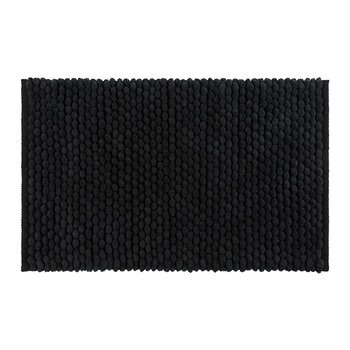 Bobble Bath Mat - Black