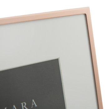 Copper Plated Steel Photo Frame