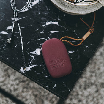 toCharge Portable Charger - Small - Plum
