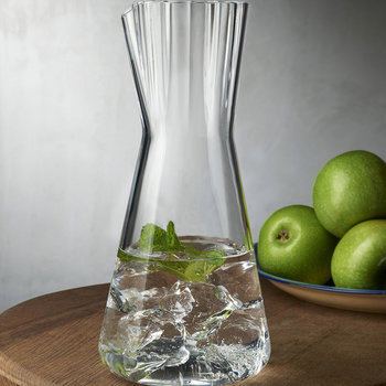 Lady Water Carafe - Clear