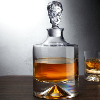 Shade Whiskey Bottle