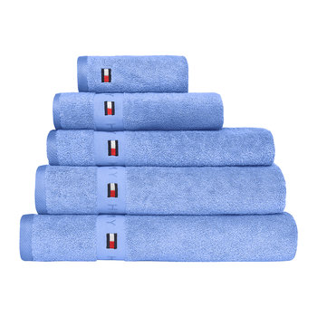 Plain Seaside Towel