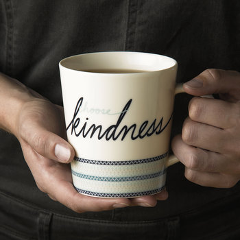 Ellen DeGeneres Mug - Choose Kindness