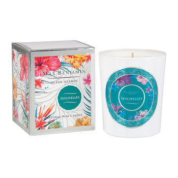 Ocean Islands Scented Candle - 190g - Seychelles