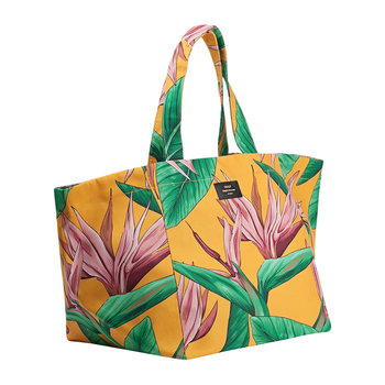 Birds of Paradise XL Tote Bag