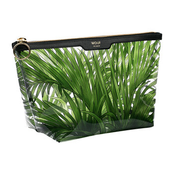 Tropicana Vinyl Cosmetic Bag