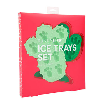Cactus Ice Tray - Set of 2