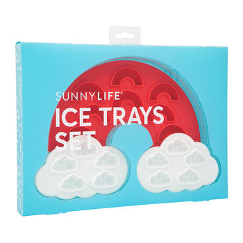 Rainbow Ice Tray - Set of 2